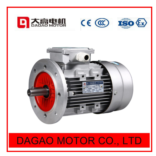 Ye2 Aluminum Hig Efficiency Three Phase AC Electric Motor 15kw-2