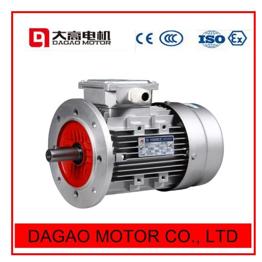 Ye2 Aluminum Hig Efficiency Three Phase AC Electric Motor 15kw-2