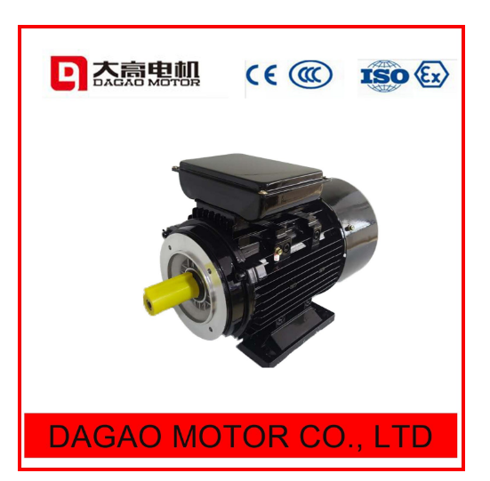 Yl Low Price Series Double Value Capacotor Single Phase Asynchronous Electric Motor 3kw 4p