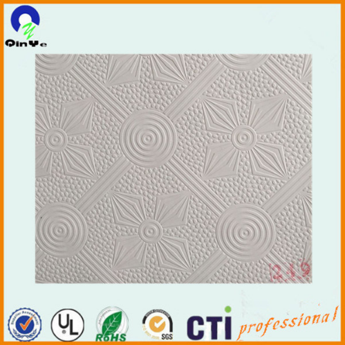 PVC Ceiling Film for PVC Laminated Gypsum Ceiling Tiles