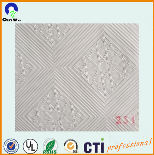 New Design Embossing Film for Gypsum Ceiling Board