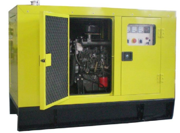 Weichai Industrial 15kw Automatic 1500rpm 3 Phase Diesel/Power/Electric/Silent/Open Generator