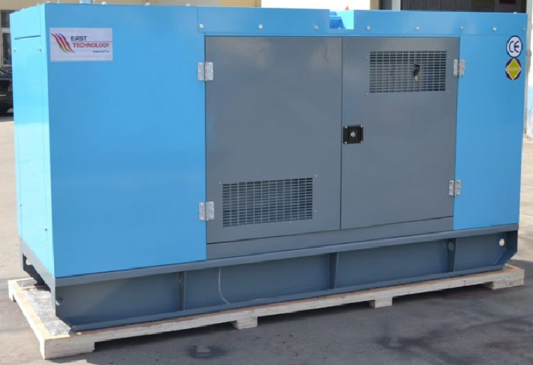 25kVA/20kw Silent Diesel Generator Set with 490d Diesel Engine