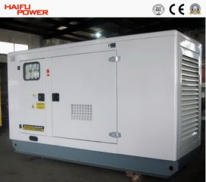 Silent Diesel Generator Set / New Design / Low Noise