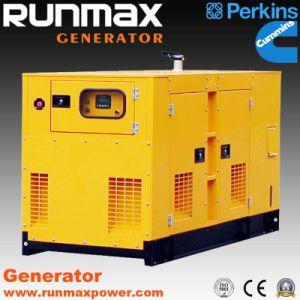 100kw (125kVA) Soundproof Diesel Generator (RM100P2)