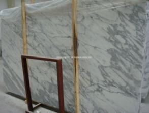 Arabescato White Marble Slab Tile for Floor Wall Countertops
