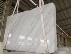 Guangxi White Marble Tiles, Slab, Countertop