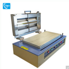 Large Automatic Film Coater with Vacuum Chuck and 250mm Adjustable Doctor Blade for Li-ion Battery Electrode Coating