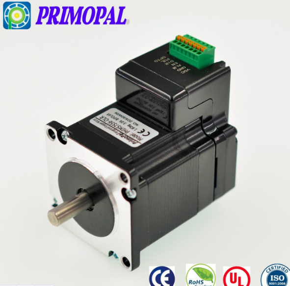 1.8 Deg/Step NEMA 17 Stepper Motor for CNC Applications
