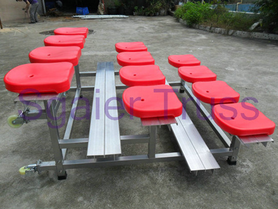 Mobile Grandstand for School, University Mobile Grandstand in Guangzhou