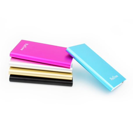 external battery charger power bank gift set portable power bank bulk buy from China
