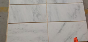 Natural Polished Galaxy White Marble Slab and Tiles for Flooring