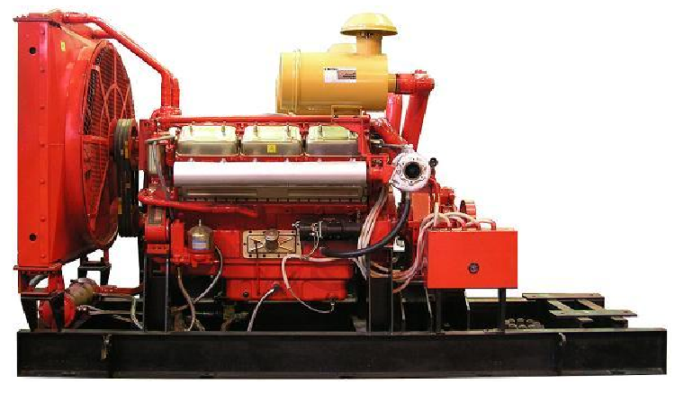 Wandi Diesel Engine for Pump (339kw/461HP)