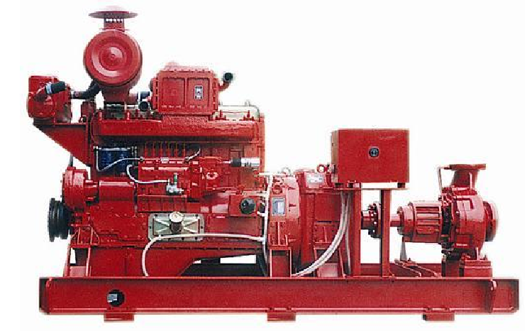 Wandi Diesel Engine for Pump (309kw/421HP)