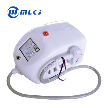 2017 Portable 600W Hair Removal Diode Laser 808 For Salon Use