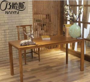 Latest Modern Solid Wood Desk for Living Room Office Furniture D13