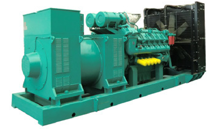 2000kVA High Voltage Diesel Generator (power plant)