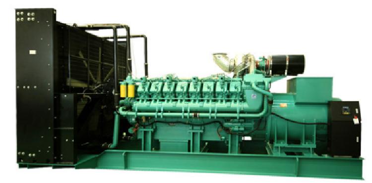 2500KVA Power Generator, 50Hz, 1500rpm