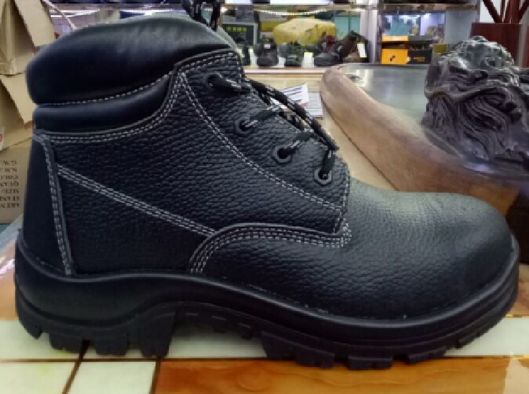 Southamerica Hot-Selling Steel Toe Cap Safety Work Shoe