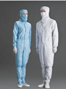 ESD Garment Anti-Static Jumpsuit Cleanroom Clothes Cleanroom Coverall