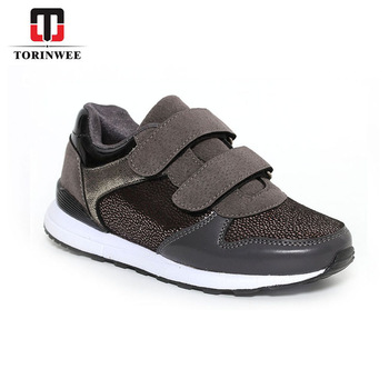 Children Buckle Strap Sneakers- buying leads