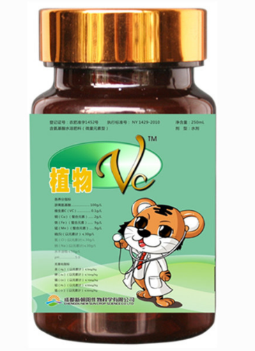 Amino Acid Liquid Foliar Fertilizer Vc100