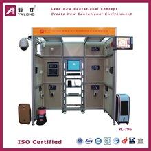 Intelligent Construction Education Equipmen ,IOT Technology Teaching equipment , Intelligent Building Teaching Platform