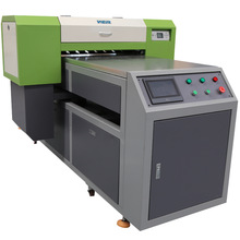 NEW Design A1 size small uv flatbed printer WER-EP6090UV