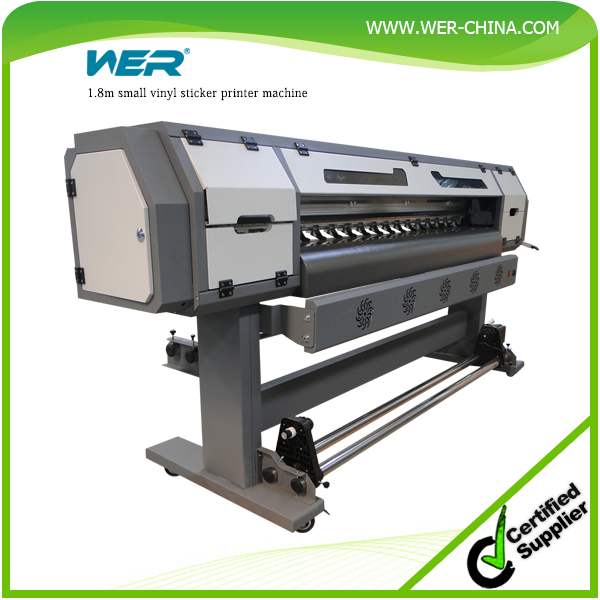 Hot selling 7 feet eco solvent printer,flex banner printing machine