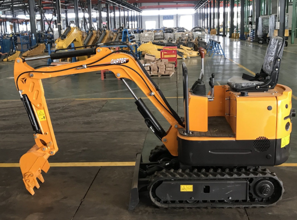 CT08 Hydraulic Multifunction Crawler Mini Excavator