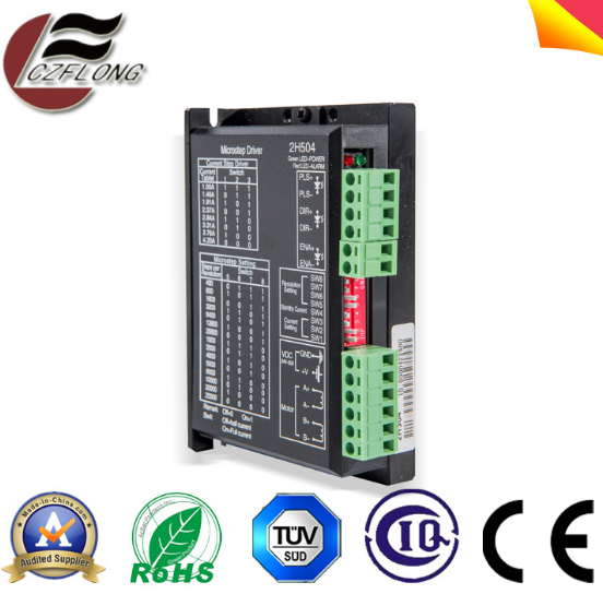 DC Brushless Stepper Motor Driver with Ce