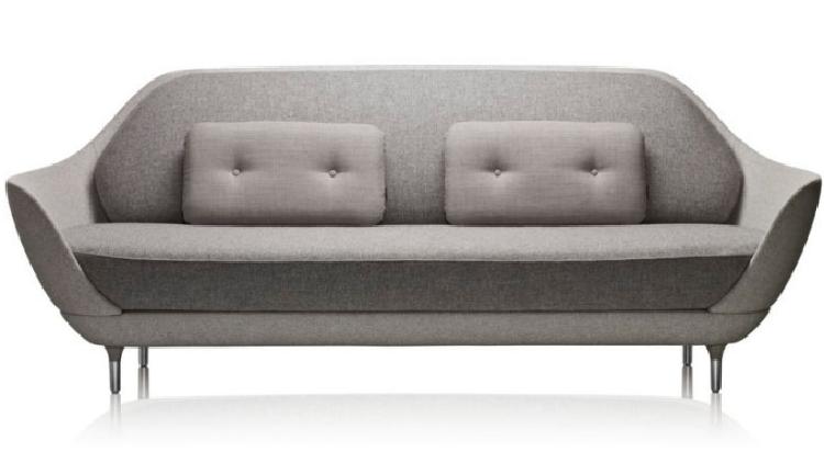 Fritz Hansen Favn Sofa, Sofa Designed by Jaime Hayon