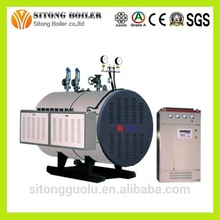 Automatic Electric Steam Boiler for Food & Beverage Industry