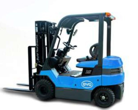 2t Power Forklift Truck