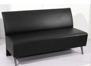 Leather Beauty Salon Waiting Chairs for Salon Newest Modern Sofa