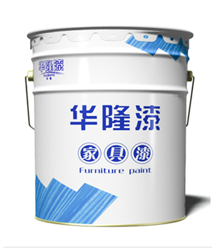 Hualong Shining True White Color Furniture Finish Paint