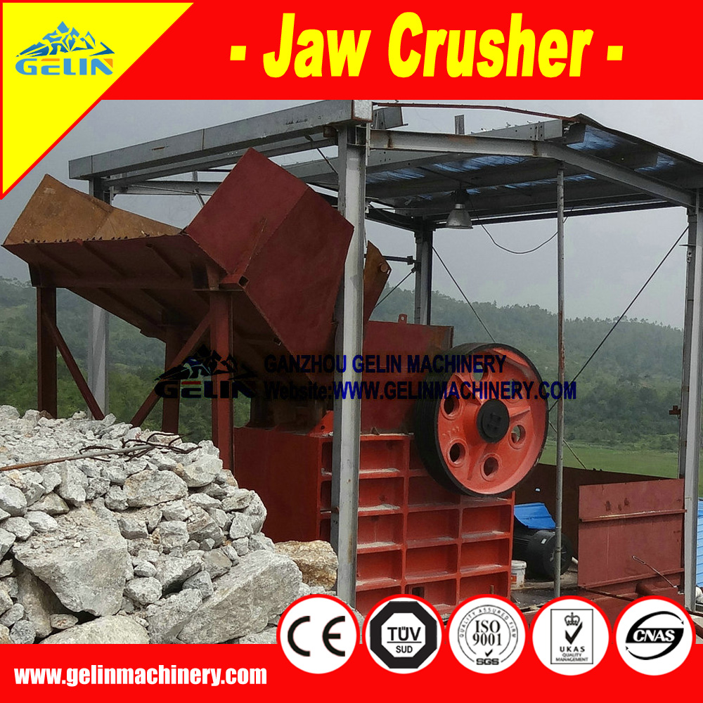 Best equipment jaw crusher 250*400