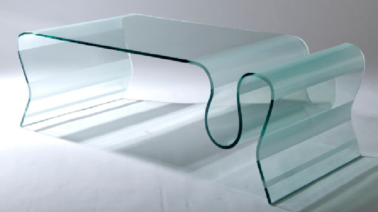 Modern Glass Furniture of Living Room Using (TB-543)