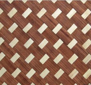 Woven Bamboo Veneer (4##)
