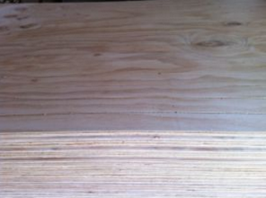 Grooved Pine Plywood