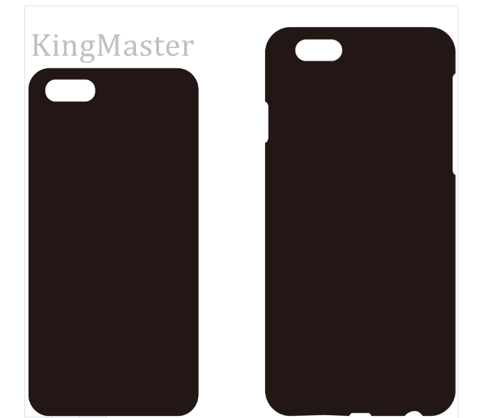 [King Master][0.15USD] TPU Cover Transparent Phone Case for iPhone 8