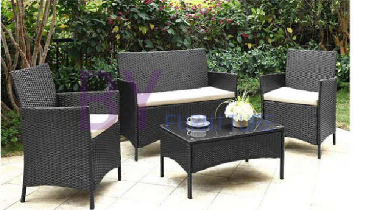 Rattan/Wicker Outdoor Garden Patio Furniture Set