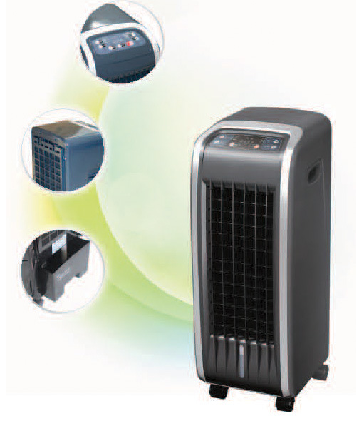 GAC-300c Air Cooler /Heater /Purifier /Humidifier