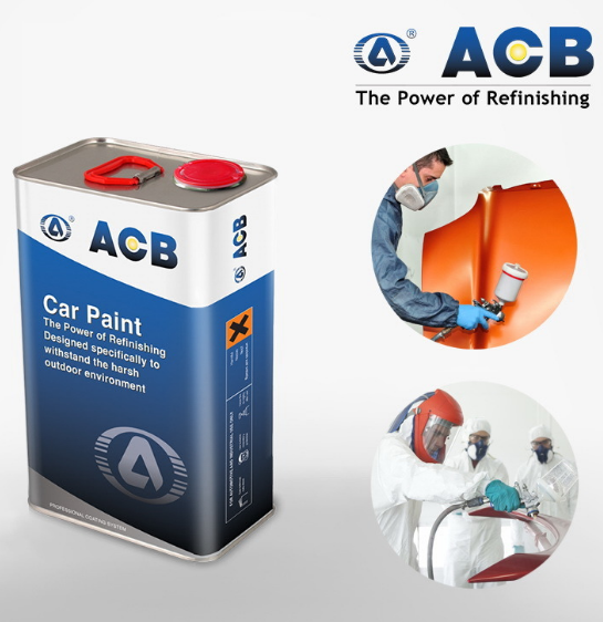 Auto Body Paint Slow Dry Thinner