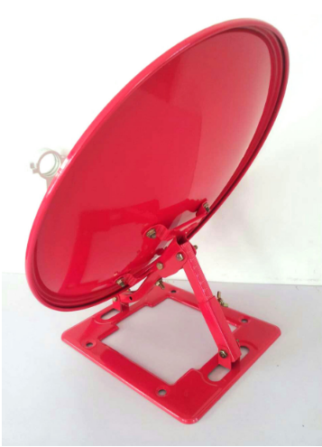 Ku35cm Offset Outdoor Satellite Dish TV Antenna
