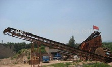 Mining Equipment Used Conveyor Belt in Stone Crushing Plant
