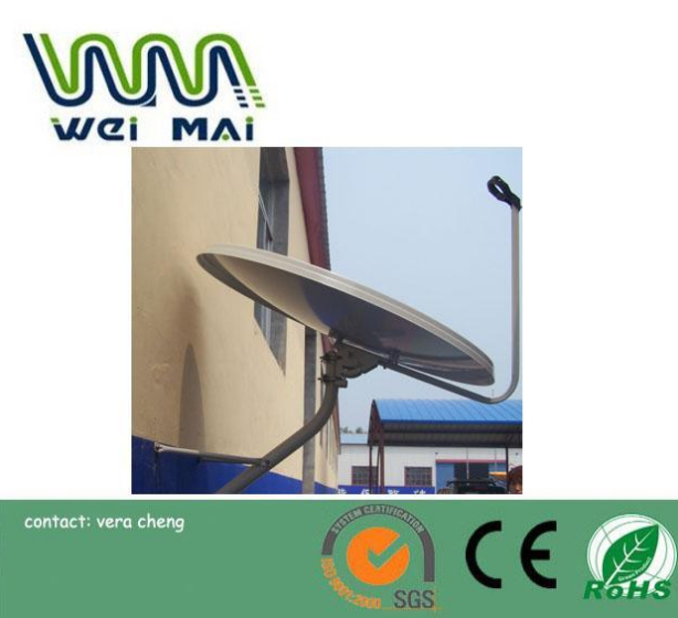 African Market Ku Band & C Band Satellite Dish Antenna (WMV112601)