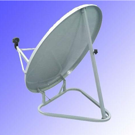 Outdoor Digital C-Band Satellite Dish Antenna (WMM026)