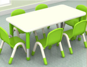 Kids Preschool Furniture Kids Table and Chairs Manufacturer in Guangzhou