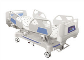 ICU Multifunction Electric Medical Care Bed